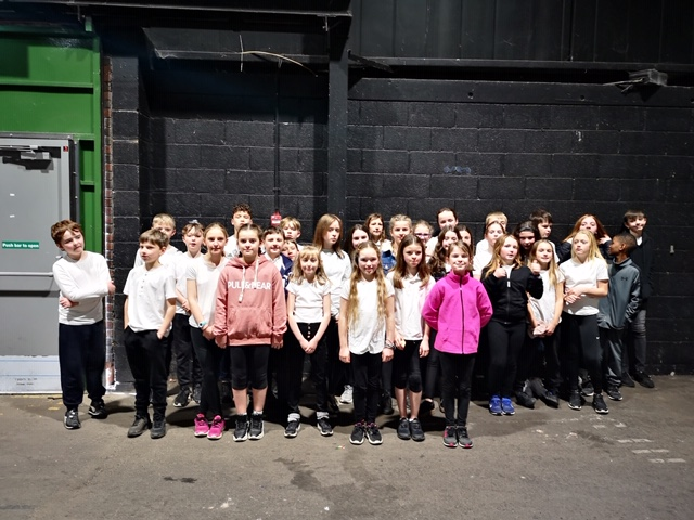 4th class took part in Peace Proms in the RDS in January. What an amazing experience.